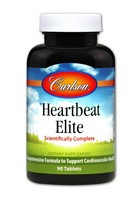 Carlson Heartbeat Elite  90 Tablets