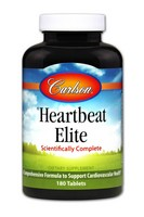 Carlson Heartbeat Elite  180 Tablets