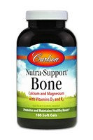 Carlson Nutra Support Bone 180 Soft Gl