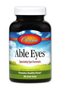 Carlson Able Eyes 90 Soft Gels