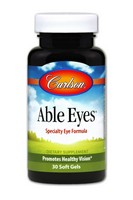 Carlson Able Eyes 30 Soft Gels