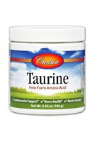 Taurine Powder - 3.53 oz (100 Grams)