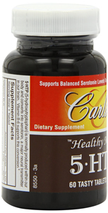 Carlson Healthy Mood, 5-HTP Elite, 50 mg, 60 Tasty Tablets