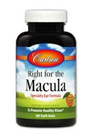 Carlson Right for The Macula 60 Sgels