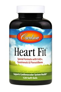Carlson Heart Fit 120 Size