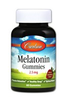Carlson Melatonin Gummies 60