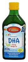 Carlson Kids Dha Liquid 250Ml