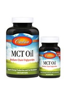 Carlson MCT Oil 120+30 Soft Gels