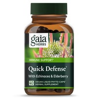 Gaia Herbs Quick Defense LP caps 40