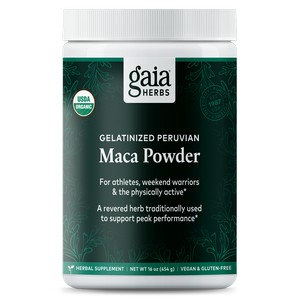 Gaia Herbs MACA POWDER 16 oz