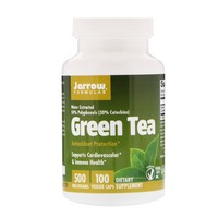 Jarrow Green Tea 5:1 500mg (100 Caps)