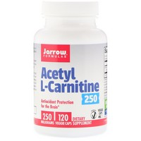 Jarrow Acetyl L-Carnitine 250mg, 120 caps
