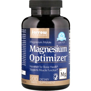 Jarrow Magnesium Optimizer, 100 tabs