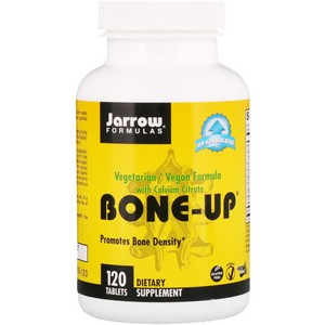 JARROW Bone-Up (Vegetarian) 120 TABS