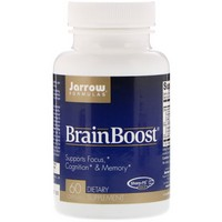 JARROW Brain Boost 60 VCAPS