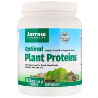 JARROW Optimal Plant Proteins 540 GM