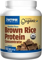 JARROW Brown Rice Protein 70% Chocolate Flavor 1.2 LBS