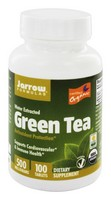 Jarrow Green Tea Organic 500 Mg 100 Tabs