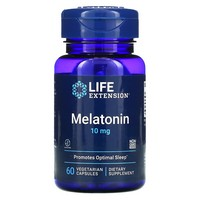 Life Extension Melatonin | 10 mg 60 capsules