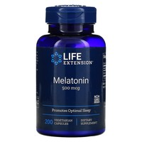 Life Extension - Melatonin, 500 mcg, 200 Veggie Caps