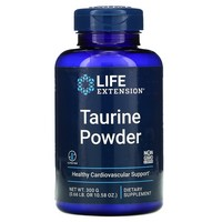 Life Extension Taurine | 300 grams powder