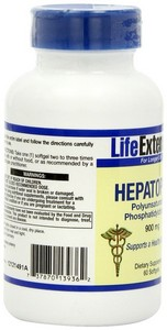 Life Extension - Hepatopro, 900 mg, 60 Softgels