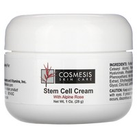 Life Extension - Cosmesis Skin Care, Stem Cell Cream, With Alphine Rose, 1 oz
