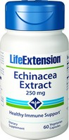 Life Extension ECHINACEA EXTRACT 250 MG 60 VEGETARIAN CAPSULES