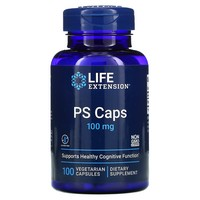 Life Extension PS Caps 100 mg 100 Vcaps