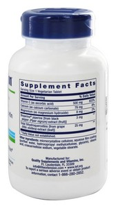 Life Extension FAST-C W/DIHYDROQUERCETIN 120 TABLES