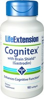 Life Extension - Cognitex with Brain Shield, 90 Softgels