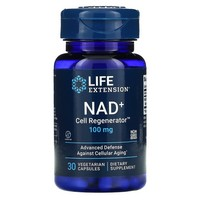 Life Extension - NAD+ Cell Regenerator Nicotinamide Riboside, 100 mg, 30 Veggie Capsules