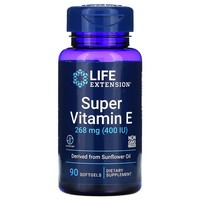 Life ExtensionNatural Vitamin E 400 IU 90 Softgels