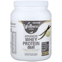 Life Extension Advanced Whey Protein Isolate Vanilla 454 Gms (1Lb Or 16 Oz)