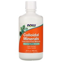 Now Foods Colloidal Minerals, 32 oz