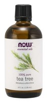 Now Foods - Essential Oils, Tea Tree, 4 fl oz (118 ml)