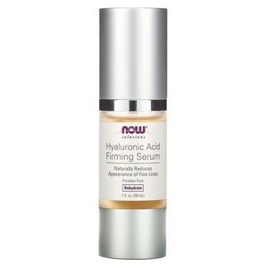 Now Foods - Solutions, Hyaluronic Acid Firming Serum, 1 fl oz (30 ml)