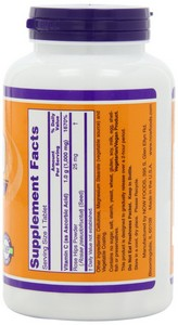 Now Foods - C-1000, 250 Tablets