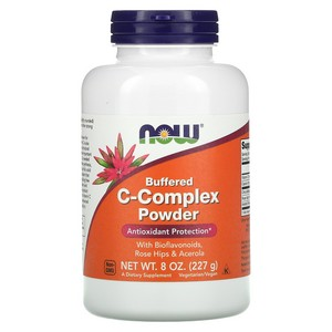 Now Foods - C-Complex Powder, 8 oz (227 g)