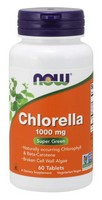 Chlorella 1000 mg - 60 Tablets by NOW