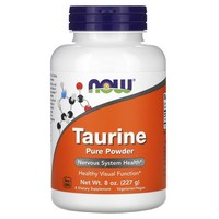 Now Foods Taurine Powder, 8 oz