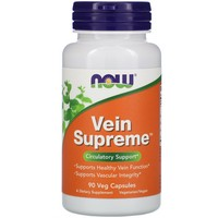 Now Foods - Vein Supreme, 90 Veggie Caps