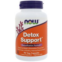 Now Foods - Detox Support, 90 Vcaps