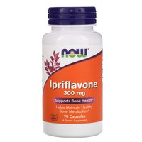 Now Foods Ipriflavone 300 mg - 90 Caps