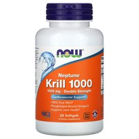 Now Foods - Neptune Krill 1000, 60 Softgels
