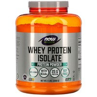 Now Foods Whey Protein Isolate - 5 lbs.