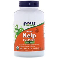 Now Foods - Kelp, Powder, 8 oz (227 g)