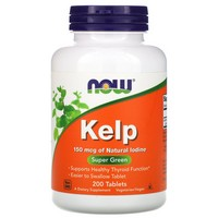 Now Foods Kelp 150 mcg - 200 Tabs