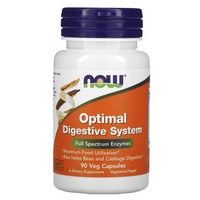 Now Foods Optimal Digestive System - 90 Vcaps