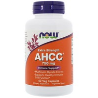 Now Foods AHCC 750 mg - 60 Vcaps